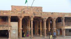 Courtyard of Atala Mosque