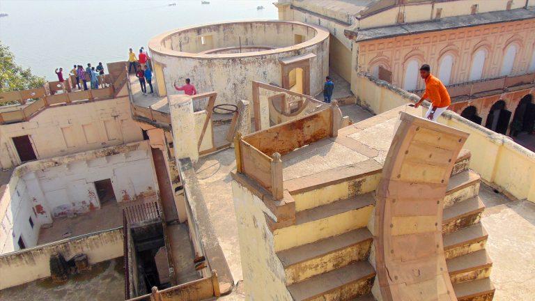 Man Singh Observatory