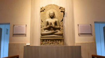 Preaching Buddha at Sarnath Museum