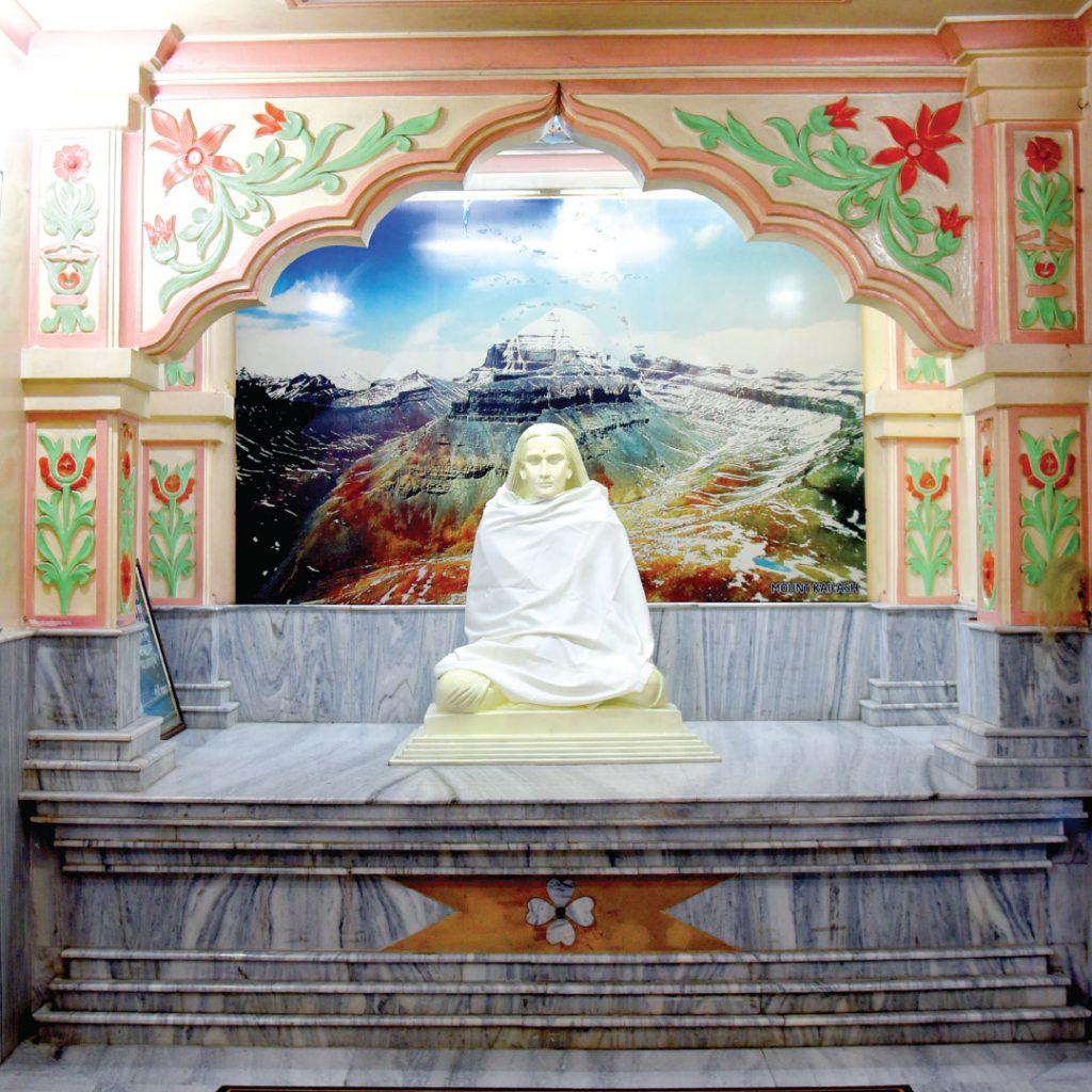 Satyalok Lahiri Mahasaya Temple
