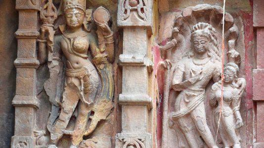 Ardhnarshwar and Balram Revati